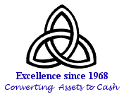 Excellence since 1968 - Converting Assets to Cash